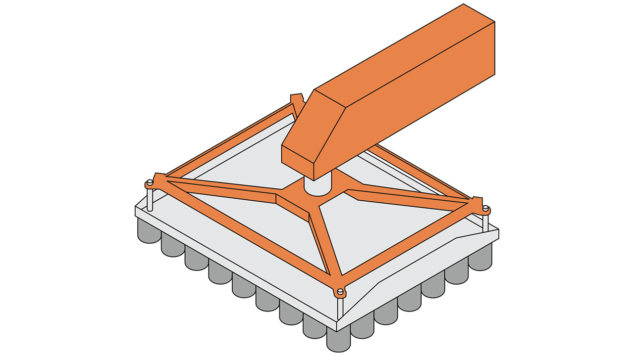 Layout Suction Plate
